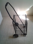 "12"" wire cart accessibility device"